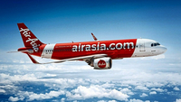 AirAsia resumes domestic flights operations in Malaysia, but passengers will need to follow Covid-19 safety measures. — AirAsia