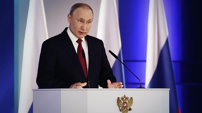 File photo of President Putin