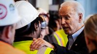 File photo of Biden by Washington Post
