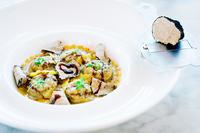 Biscotti's Ossobuco Ravioli Black Truffle