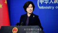 Foreign Ministry spokeswomen Hua Chunying. [Photo/fmprc.gov.cn]