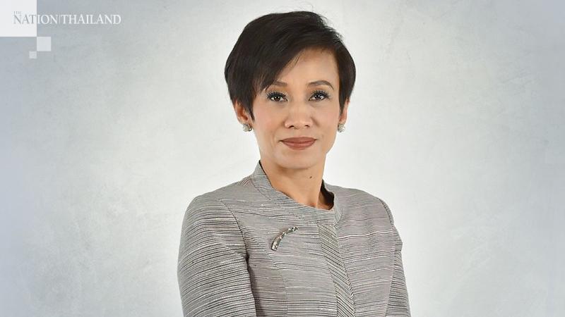 Thanyanit Niyomkarn, the Bangkok of Thailand's assistant governor