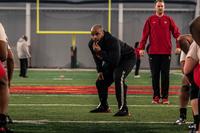 Maryland strength coach Ryan Davis. MUST CREDIT: Maryland athletics