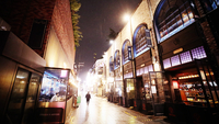 A street in Itaewon appears empty on Friday, following reports of cases linked to nightclubs in the district. (Yonhap)