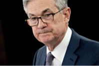Jerome Powell, chairman of the U.S. Federal Reserve, during a news conference in Washington, on March 3, 2020. MUST CREDIT: Bloomberg photo by Andrew Harrer.