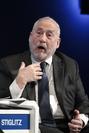 Joseph Stiglitz, economics professor at Columbia University, at the World Economic Forum (WEF) in Davos, Switzerland, on Jan. 25, 2018. MUST CREDIT: Bloomberg photo by Jason Alden.