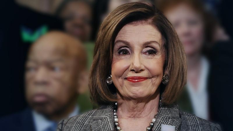 File photo of House Speaker Nancy Pelosi