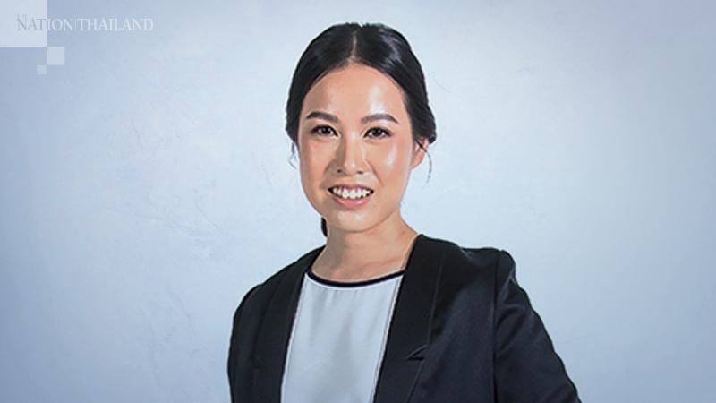 New CEO Kulapa Intanate