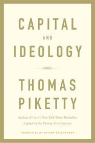 Capital and Ideology Photo by: Belknap/Harvard — handout