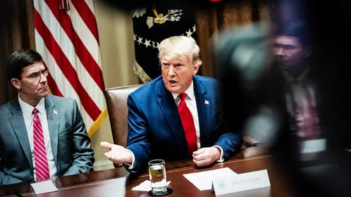 President Trump/ File photo