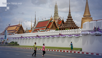 Bangkok's popular tourist attraction, the Grand Palace, reopened to visitors on June 7.