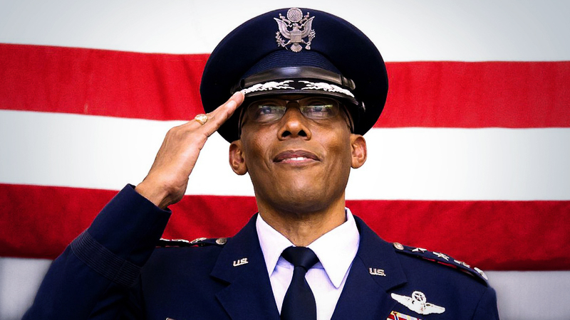 Gen. Charles Q. Brown has been confirmed by the Senate as the next chief of staff of the Air Force. The move clears the way for Brown to become the first black service chief in U.S. military history. MUST CREDIT: Air Force