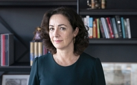 Femke Halsema, mayor of Amsterdam, in her office on Nov. 30, 2018. MUST CREDIT: Bloomberg photo by Jasper Juinen.