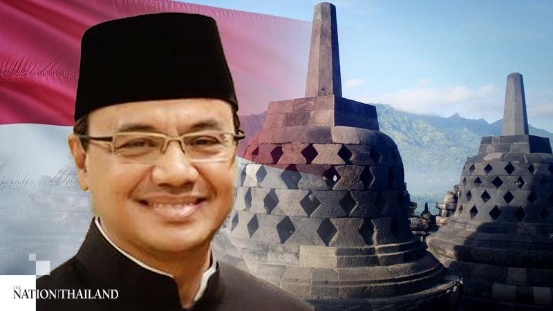Teuku Faizasyah Foreign Ministry spokesperson.