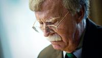 Former Trump national security adviser John Bolton/File photo Credit: Washington Post