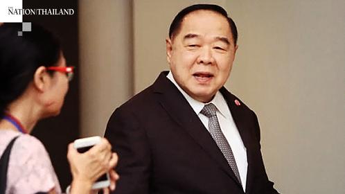 Prawit Wongsuwan