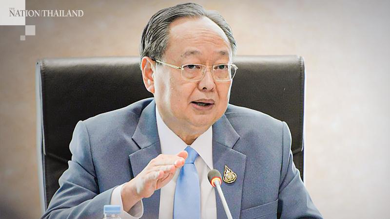 Energy Minister Sontirat Sontijirawong
