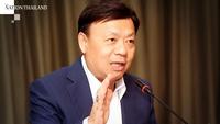 NBTC secretary-general Takorn Tanthasit