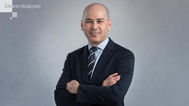 David Oxford,  Country Director, Nokia Thailand
