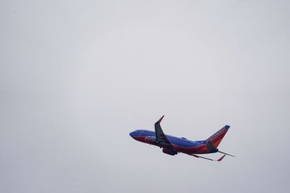 Airplane of Southwest Airlines/File photo