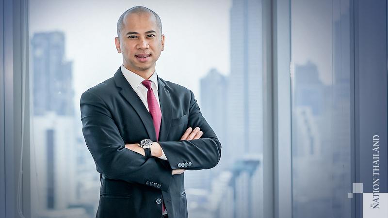 Supparat Sivapetchranat Singhara Na Ayutthaya, CEO of STT GDC Thailand