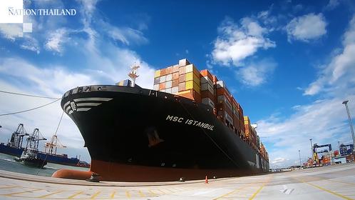 Photo credit: Hutchison Ports Thailand