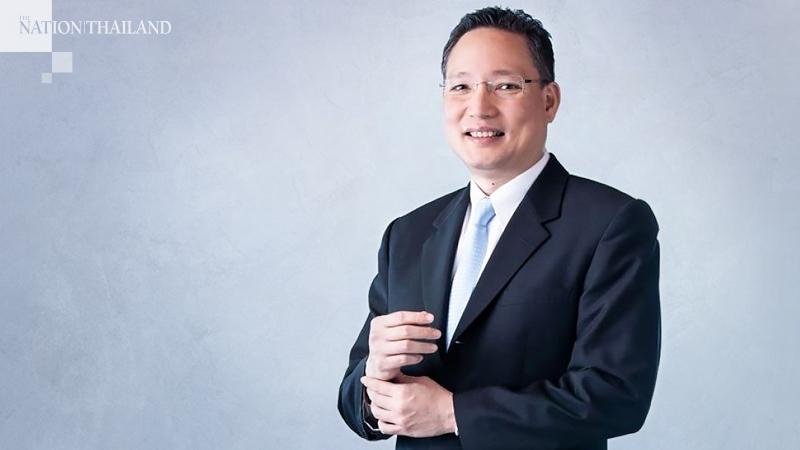 Payong Srivanich, president of Krungthai Bank