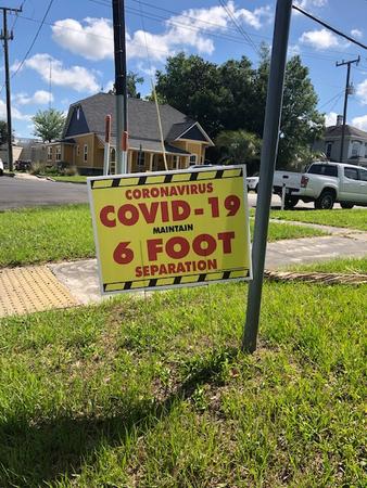 File photo of rural Florida