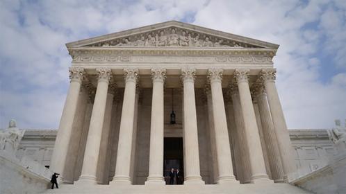 U.S. Supreme Court Building / File photo
