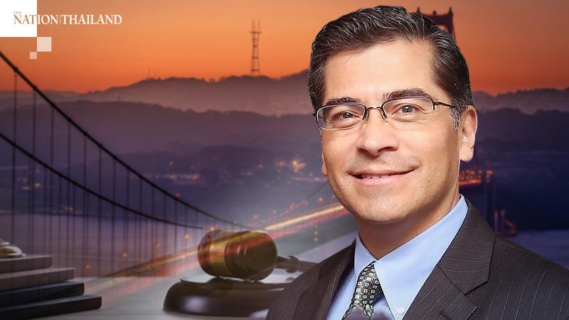 California Attorney General, Xavier Becerra