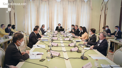 Prime Minister Prayut Chan-o-cha on Friday meets with his economic advisers, business leaders and some ministers to discuss extra measures to support small businesses and people adversely affected by the Covid-19 pandemic.