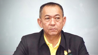 Chalermchai Sreeon, Agriculture and Cooperatives Minister