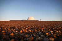 he Sizewell B nuclear power station, operated by Electricite de France (EDF), stands in Sizewell, England, on May 15, 2020. MUST CREDIT: Bloomberg photo by Chris Ratcliffe. Photo by: Chris Ratcliffe — Bloomberg Location: Sizewell, England