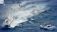 File photo of South China Sea
