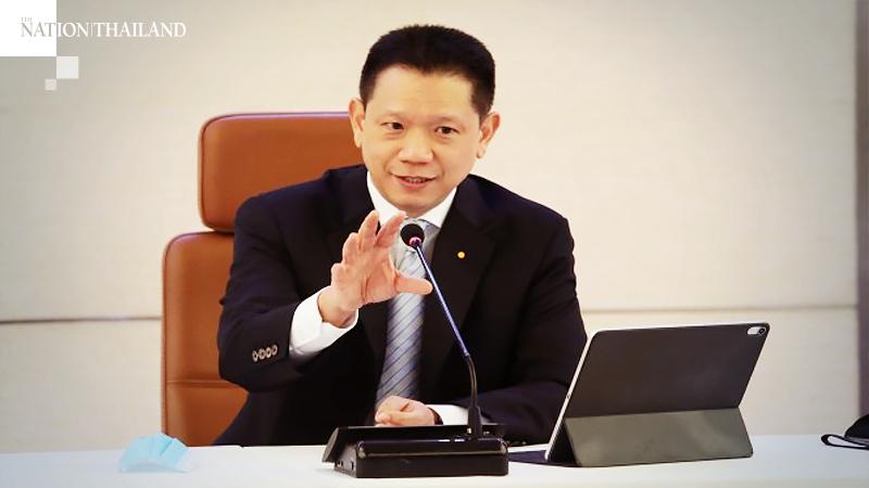Lavaron Sangsnit, Finance Ministry spokesperson