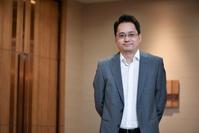 Thiti Tantikulanan, executive chairman of Kasikorn Securities