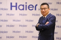 Zhang Zhenghui, president of Haier Electrical Appliances (Thailand)
