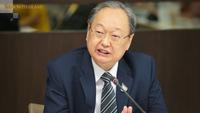 Former Energy Minister Sontirat Sontijirawong