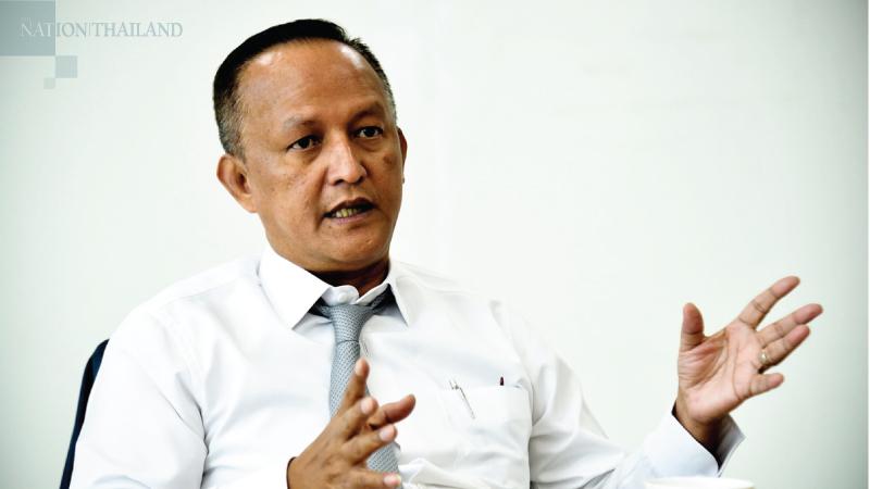 Rakpong Sengcharoen, Director of the National Village and Urban Community Fund Office