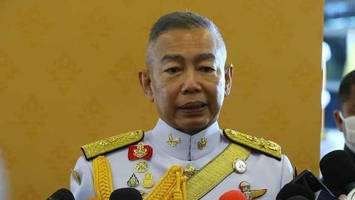 General Apirat Kongsompong, Army chief