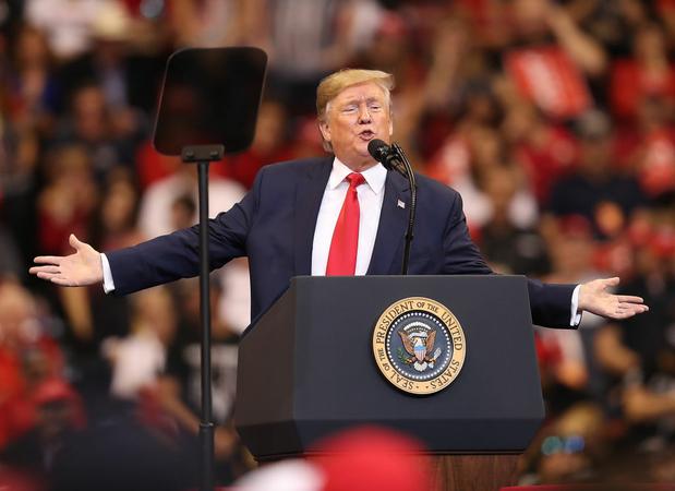 President Trump/File photo