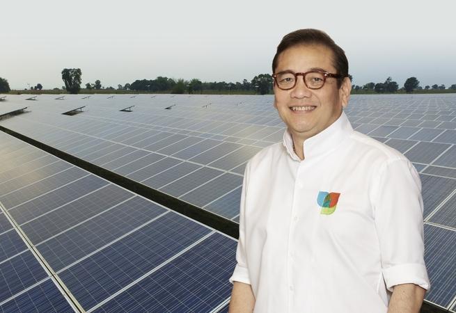 BCPG president Bundit Sapianchai