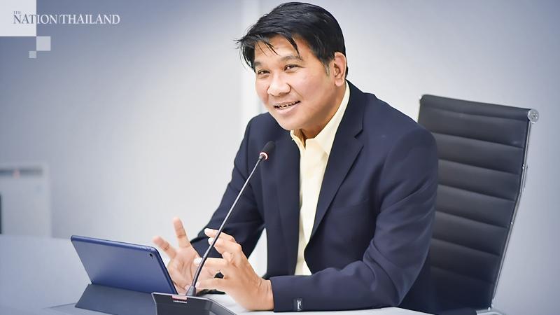 Thanawat Polvichai, rector at UTCC