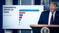 File photo of President Trump