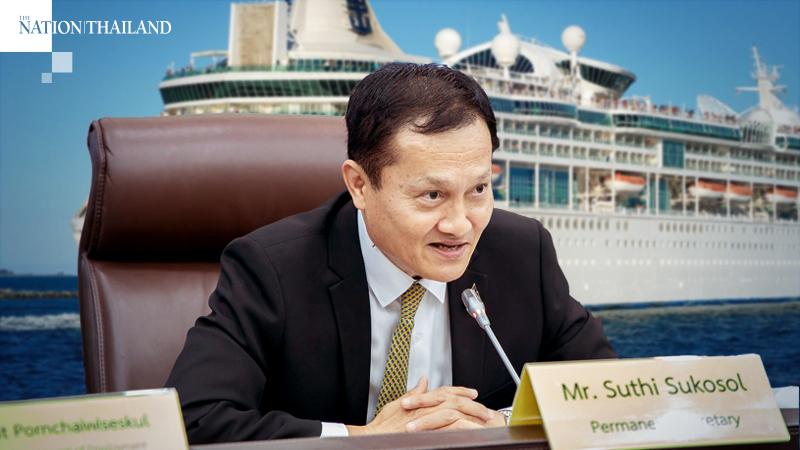 Ministry permanent secretary, Sutthi Sukoson