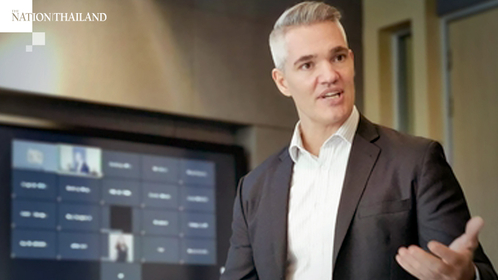 Michael Macdonald, chief digital officer and executive consultant of Huawei Asia Pacific