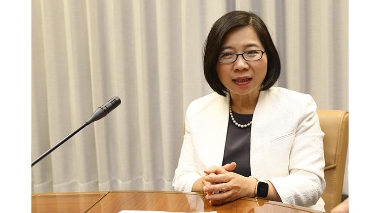 Duangjai Asawachintachit, secretary-general of the BOI