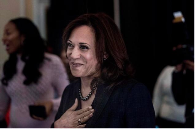 Sen. Kamala Harris/ File photo: Washington Post