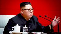 North Korean leader Kim Jong-un (KCNA-Yonhap)