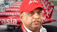 AirAsia CEO Tony Fernandes (pic) CEO says fund can support carrier until end-2021